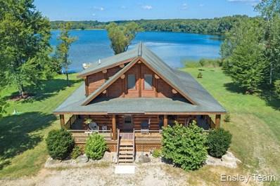 20151 Wood Lake Dr, Pierson, MI 49339 - #: 18053586