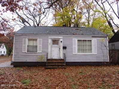 3037 7th Street, Muskegon, MI 49444 - #: 18054574