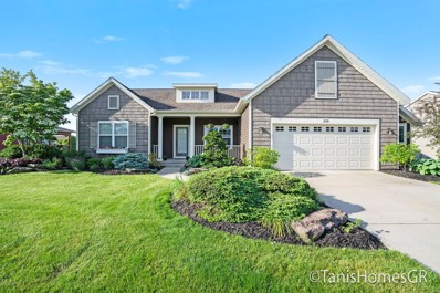 7520 Waterline Drive, Allendale, MI 49401 - #: 19004705