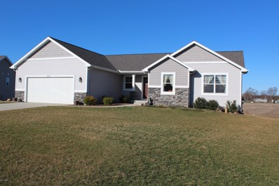 8335 Olive Lake Court, West Olive, MI 49460 - #: 19006865