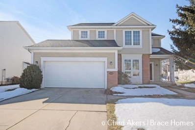 5495 Boxwood Court SE, Kentwood, MI 49512 - #: 19009435