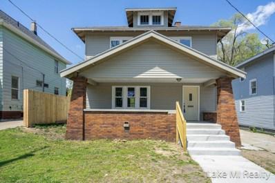 23 Dickinson Street SW, Grand Rapids, MI 49507 - #: 19020898