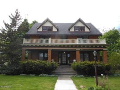 1727 Jefferson Street, Muskegon, MI 49441 - #: 19022136