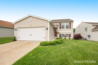 3753 Creek Way Drive SE, Kentwood, MI 49512 - #: 19026807