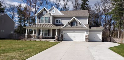 14415 Manor Road, Grand Haven, MI 49417 - #: 19027526