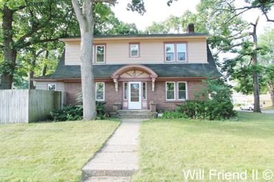 100 Alger Street SE, Grand Rapids, MI 49507 - #: 19033672