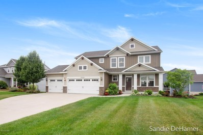10086 Switchgrass Lane, Zeeland, MI 49464 - #: 19034134