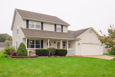 5885 Clovermeadows Avenue, Scotts, MI 49088 - #: 19049446