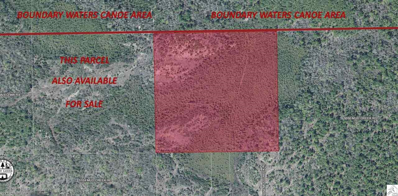 Tbd Mud Creek Rd, Tower, MN 55790 - MLS#: 6031666