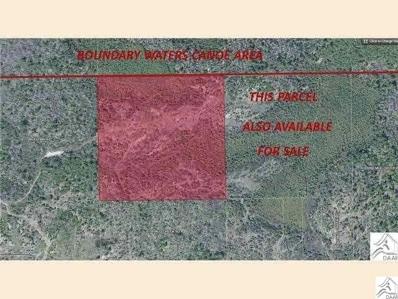 Tbd Mud Creek Rd, Tower, MN 55790 - MLS#: 6031667