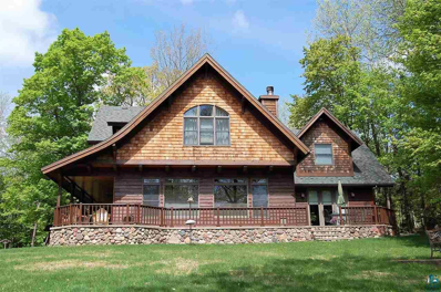 4822 E Tri Lakes Rd, Town of Superior, WI 54880 - MLS#: 6074254