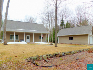 6690 S Woodland Tr, Lake Nebagamon, WI 54849 - MLS#: 6074373