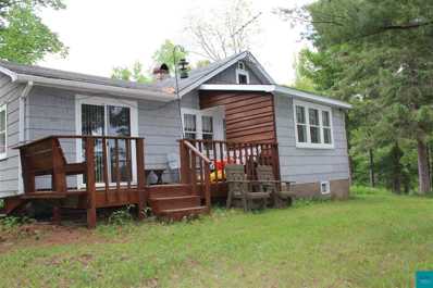 67710 W Deep Lake Rd, Hughes, WI 54847 - MLS#: 6076152