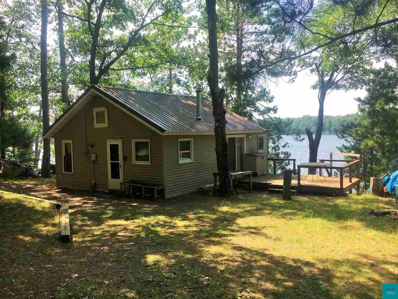 67685 E Deep Lake Rd, Iron River, WI 54847 - MLS#: 6077622