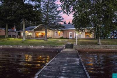 11572 E Honeymoon Point Rd, Lake Nebagamon, WI 54849 - MLS#: 6077937