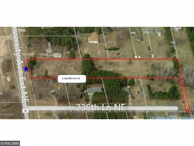 236xx University Avenue NE, Bethel, MN 55005 - MLS#: 4739271