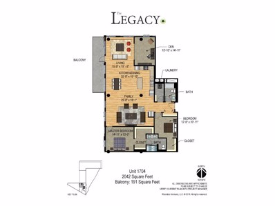 1240 2nd Street S UNIT 1704, Minneapolis, MN 55415 - #: 4786208