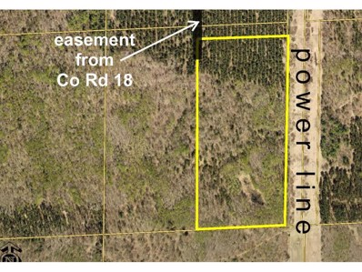 Tractf County Road 18, Lake Edward Twp, MN 56468 - MLS#: 4866332