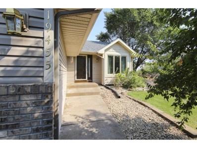 19455 Denver Street NW, Elk River, MN 55330 - MLS#: 4875715