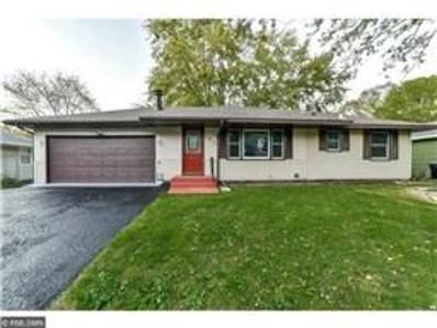 853 Woody Lane NW, Coon Rapids, MN 55448 - MLS#: 4882302