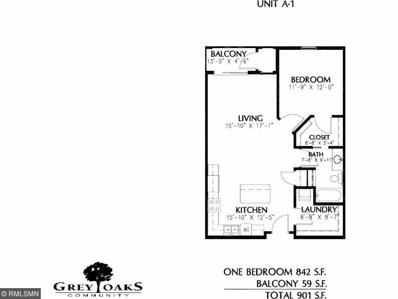 15631 Linnet Street NW UNIT 3-307, Andover, MN 55304 - MLS#: 4887470