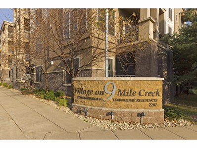 2201 Village Lane UNIT A302, Bloomington, MN 55431 - MLS#: 4887758
