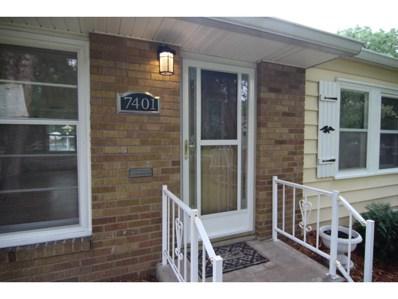 7401 Thomas Avenue S, Richfield, MN 55423 - MLS#: 4892117