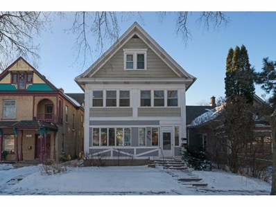 2519 E 22nd Street, Minneapolis, MN 55406 - MLS#: 4901182