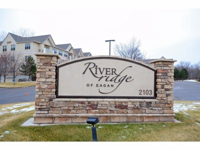 2103 Silver Bell Road UNIT 303, Eagan, MN 55122 - MLS#: 4901351