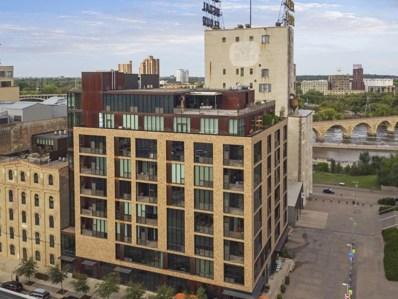 750 S 2nd Street UNIT 803, Minneapolis, MN 55401 - MLS#: 4902213