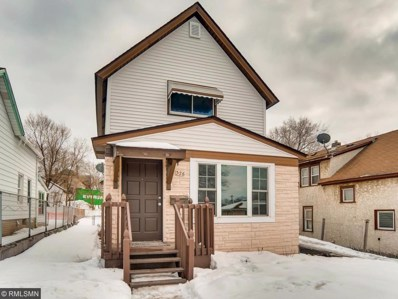 328 Jenks Avenue, Saint Paul, MN 55130 - MLS#: 4908776