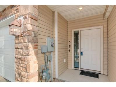 584 Stonewood Way, Burnsville, MN 55306 - MLS#: 4915866
