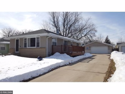 887 Ruth Street N, Saint Paul, MN 55119 - MLS#: 4917412