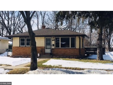 1619 Mcafee Street, Saint Paul, MN 55106 - MLS#: 4917606