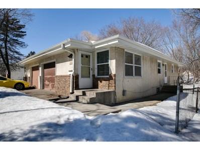 1807 41st Avenue NE, Columbia Heights, MN 55421 - MLS#: 4917698