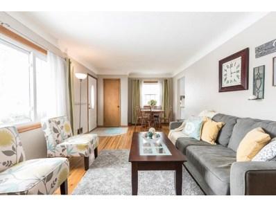 1726 Hyacinth Avenue E, Saint Paul, MN 55106 - MLS#: 4918750