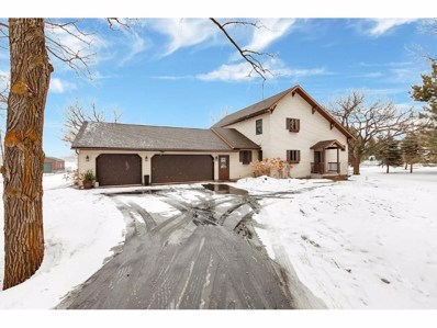 231 Little Rock Road NW, Rice, MN 56367 - #: 4918841