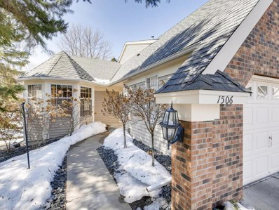 1506 Glenbeigh Court, Woodbury, MN 55125 - MLS#: 4928944