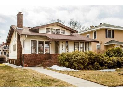 4533 Lyndale Avenue S, Minneapolis, MN 55419 - MLS#: 4931144