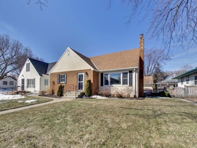 3606 Benjamin Street NE, Minneapolis, MN 55418 - MLS#: 4931675