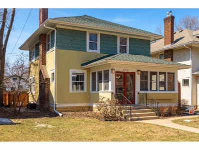 4712 Aldrich Avenue S, Minneapolis, MN 55419 - MLS#: 4934487