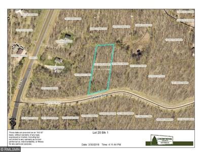 Xxx Lot 20 Get Away Circle Drive, Deerwood, MN 56444 - MLS#: 4934501
