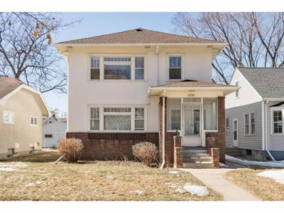 2334 Benjamin Street NE, Minneapolis, MN 55418 - MLS#: 4934945