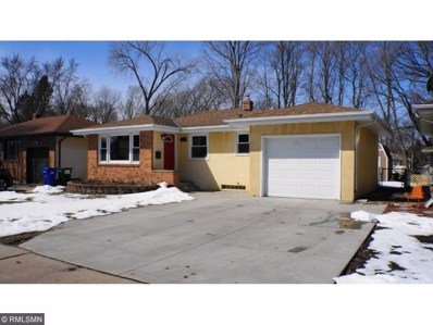 1609 Mcafee Street, Saint Paul, MN 55106 - MLS#: 4935812