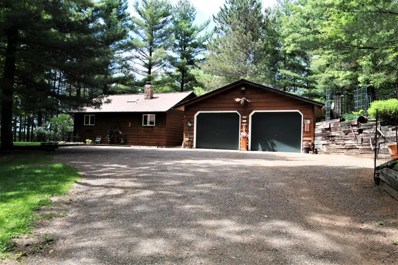 28873 Mitchell Road, Danbury, WI 54830 - MLS#: 4935996