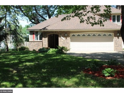 1757 122nd Lane NW, Coon Rapids, MN 55448 - MLS#: 4937583