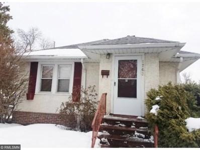 1762 Cottage Avenue E, Saint Paul, MN 55106 - MLS#: 4940158