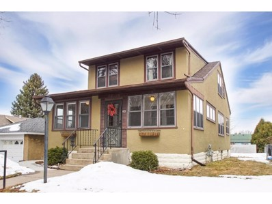 341 Wyoming Street W, Saint Paul, MN 55107 - MLS#: 4940816