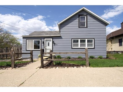 307 Spruce Avenue NW, Montgomery, MN 56069 - MLS#: 4946772