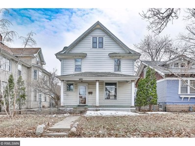 1388 Thomas Avenue, Saint Paul, MN 55104 - MLS#: 4947194